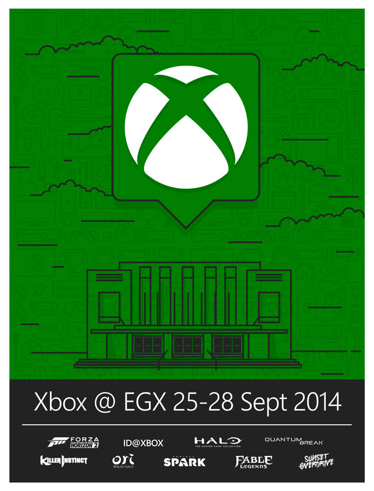 Xbox @ Eurogamer