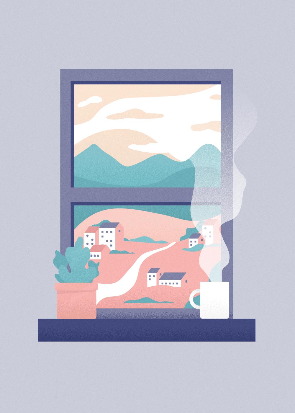 Window_town